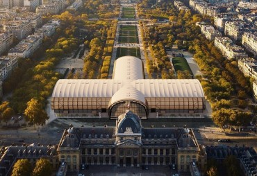 10th International Timber Construction Forum (FBC) at the Grand Palais Éphémère (Paris)
