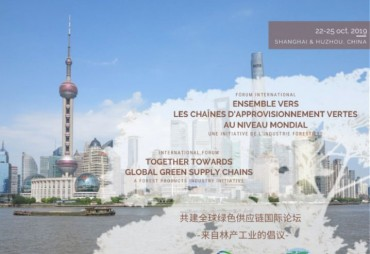 FORUM DE SHANGAÏ 2019 - Rapport final & Annexes