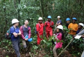 Gembloux : On-site tropical forestry training in October 2016