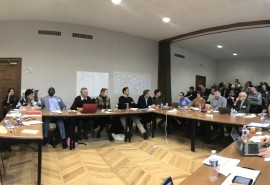 2nd ATIBT Think Tank on the future of forest certification in the Congo Basin