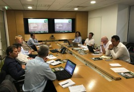 The Marketing Program Steering Committee, and the ATIBT Marketing Committee, took place on Thursday, June 6, 2019