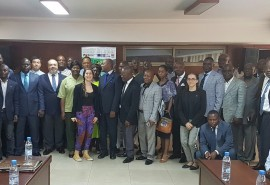 Republic of Congo – Closing workshop of the FAO project « Structured participation of the Congolese private sector in the elaboration of the regulatory texts and technical documents of the FLEGT VPA »