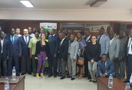 Press articles: Republic of Congo – Closing workshop of the FAO project « Structured participation of the Congolese private sector in the elaboration of regulatory texts and technical documents of the FLEGT VPA »