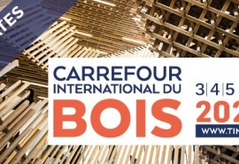 Carrefour International du Bois postponed on FEBRUARY 2021