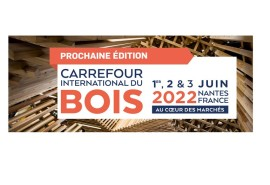 New postponement of the Carrefour International du Bois in Nantes