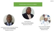 A new statutory team for COMIFAC