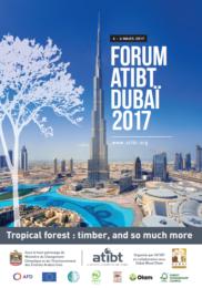Affiche Forum ATIBT